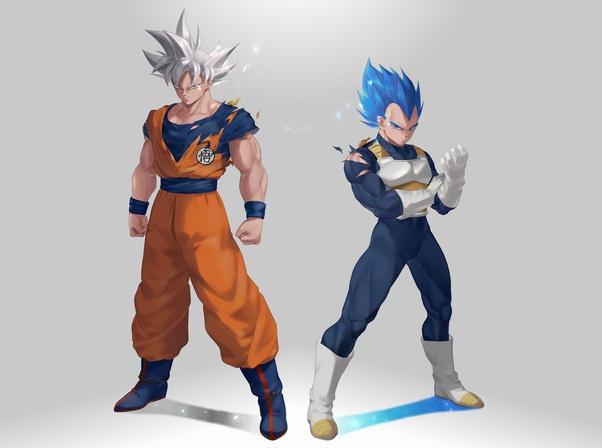The Goku Beerus Fusion Of Our Dreams Roblox Dragon Ball Free Goku Vs Saitama One Punch Man Who Will Win Quora