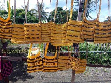 Bagaimana Cara Membuat Noken Papua Quora