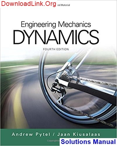 Where can I read Engineering Mechanics Dynamics SI Edition 4th