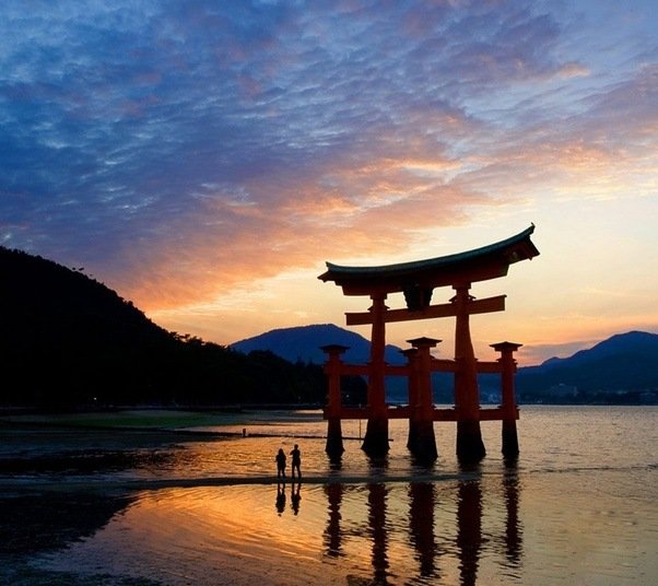 Which Religions And Civilizations Worship Nature Quora - Shinto religion