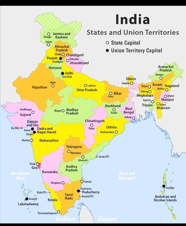 What is the easiest way to learn the Capitals of the States ...