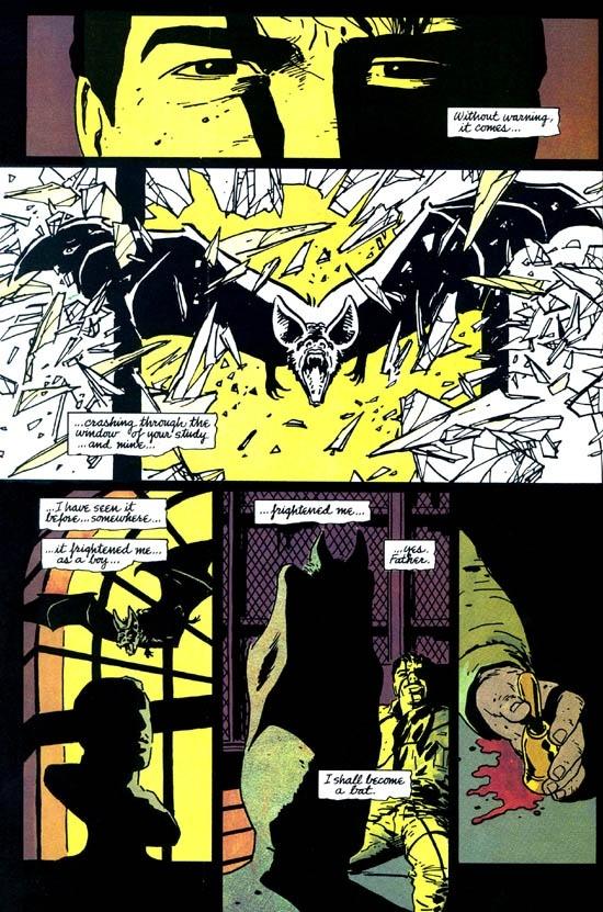 Why Did Batman Choose A Bat As His Symbol Quora