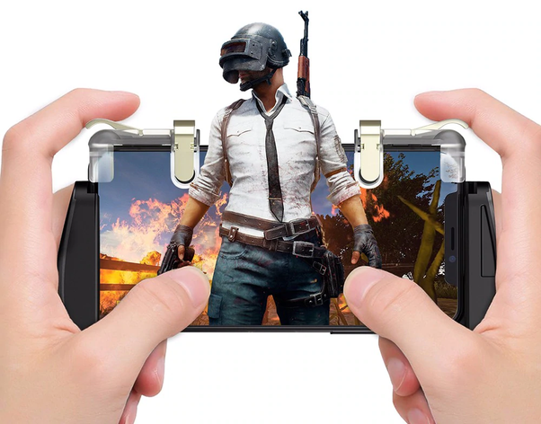How to move while shooting in PUBG Mobile - Quora