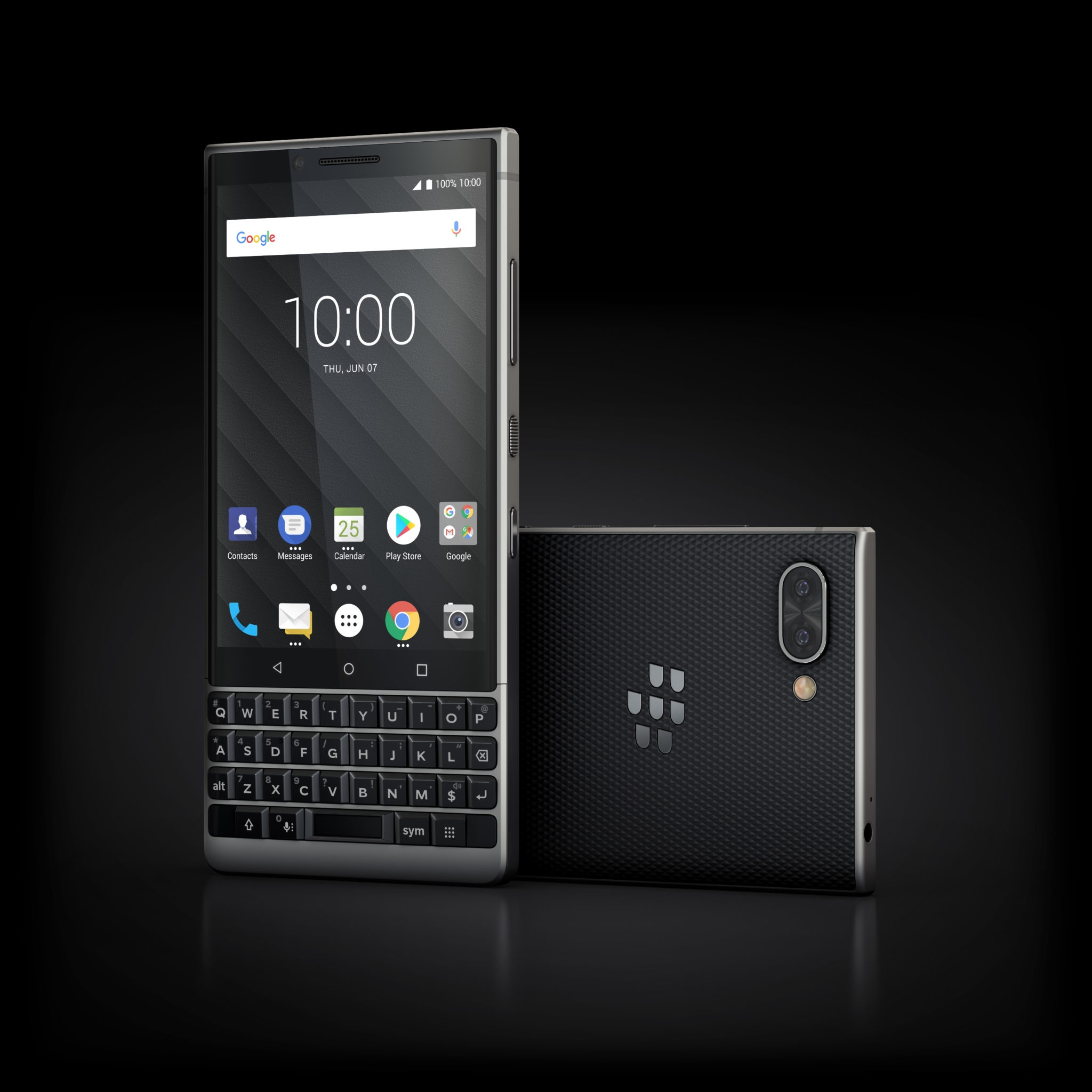 Will the BlackBerry Key2 improve its features? - Quora