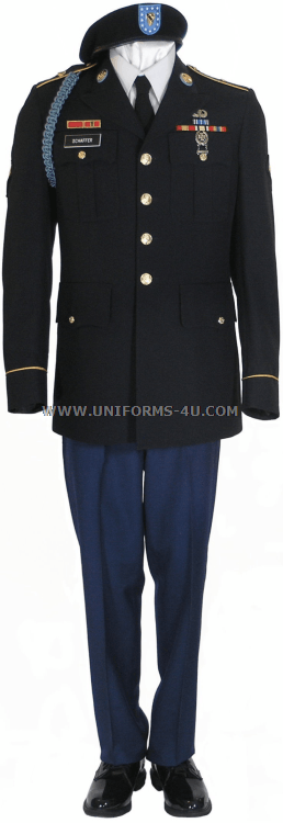 The Existence Of This Atrocity Negates Beauty Marine Blue Uniform