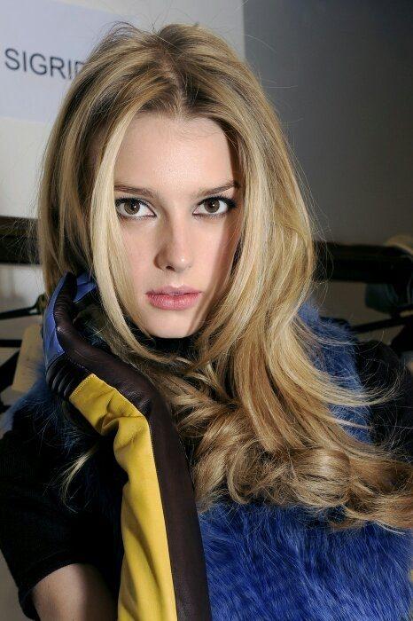 Gorgeous blond teen european blond 11