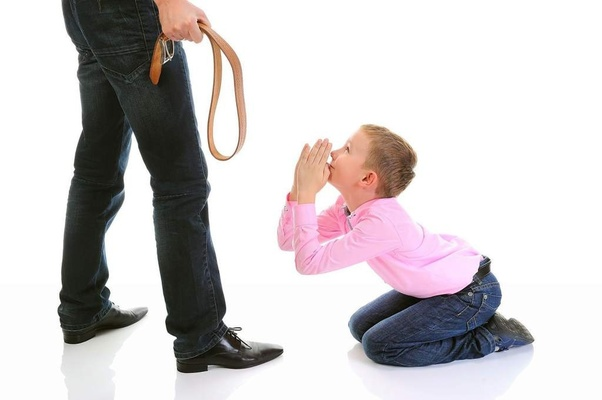 Should parents discipline their children? Has a spanking ever done ...