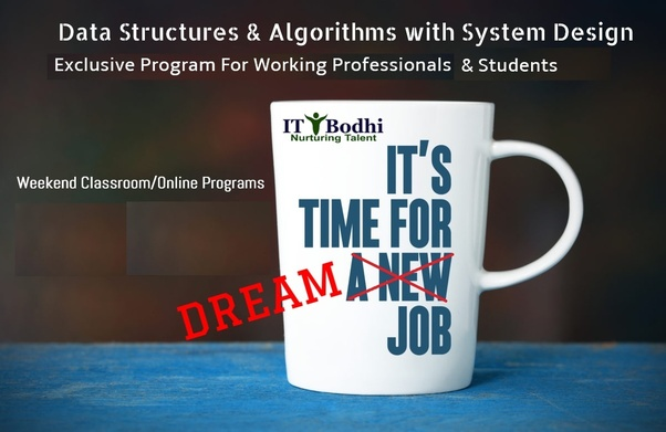 What is the best online course for data structures and