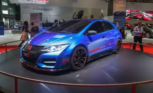 What is the fastest Honda Civic model? - Quora