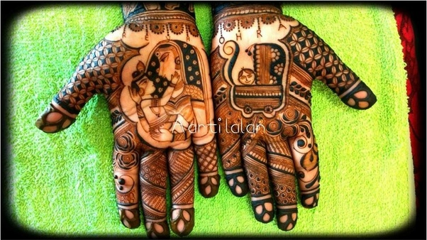 Mehndi Ceremony Wiki : What are benefits of henna mehandi for a bride? quora