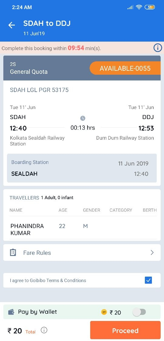 How to book a railway ticket online in India - Quora