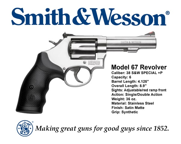 Would a  38 special revolver be a good first gun? - Quora