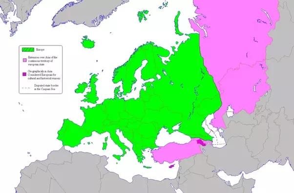 Is Azerbaijan in Europe Quora