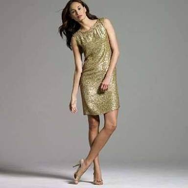 what shoes should i wear with a gold dress quora