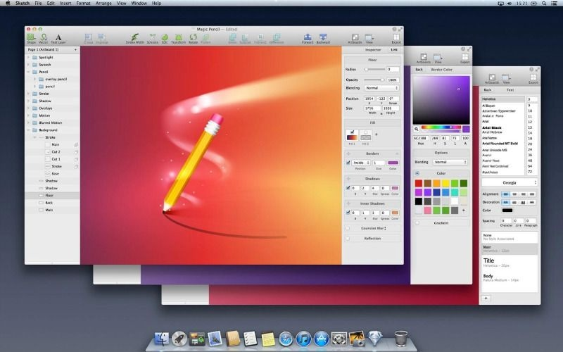 best sketching software for mac