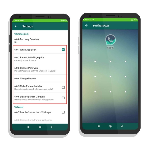 How to to set Password Lock Whatsapp on Android? Any recomendations