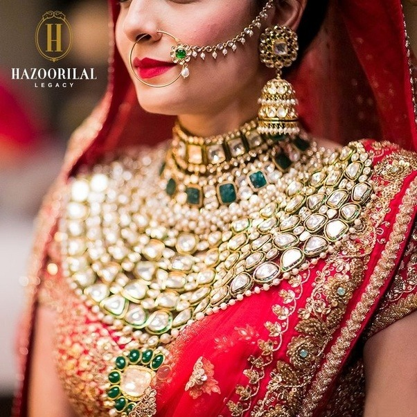 Bridal Collection Jewellery: What Are The Best Online Platforms For Bridal Kundan