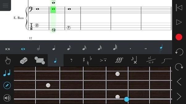 does 8 string guitar overlap the 4 string bass notes quora. Black Bedroom Furniture Sets. Home Design Ideas