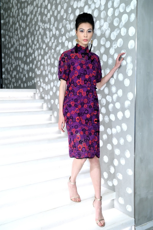 328976cb0 Here's a South China Morning Post feature about 5 contemporary qipao  designers: New generation of dressmakers add twists to the traditional qipao .
