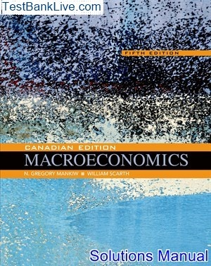 Mankiw economics pdf of principles 5th edition