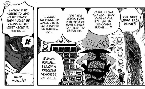 Who is Luffy's mother? - Quora
