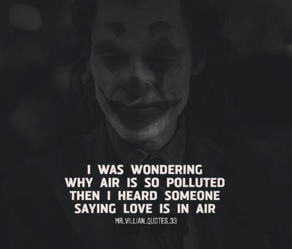 Which is the most badass quote by a villian? - Quora