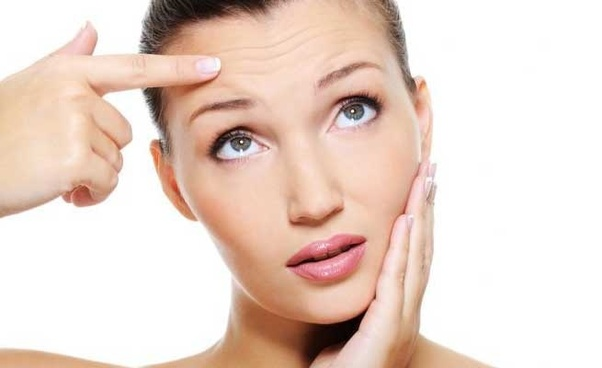 Image result for wrinkle problem in young age,nari