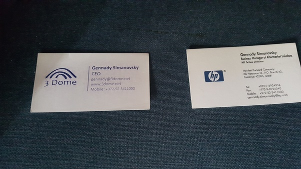 What is an international business card quora good luck in your business colourmoves
