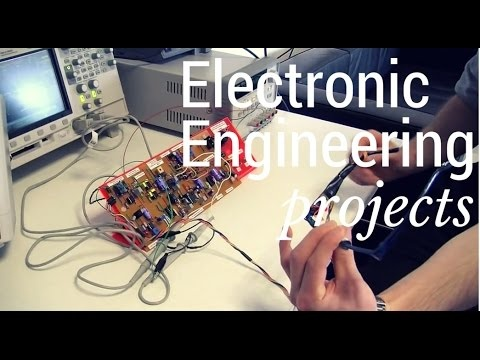 Can you give an electronics project idea? - Quora