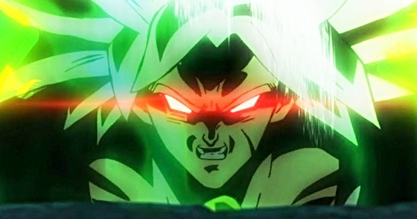 Should Broly Retain His Berserk Form In The New Dragon Ball Super