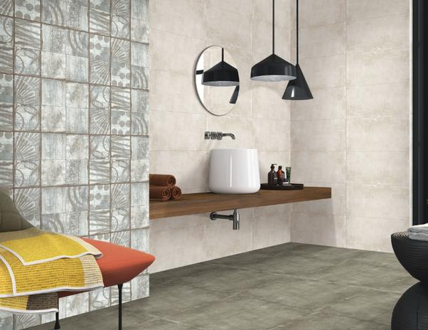 What S Your Favorite Bathroom Tile Design Quora