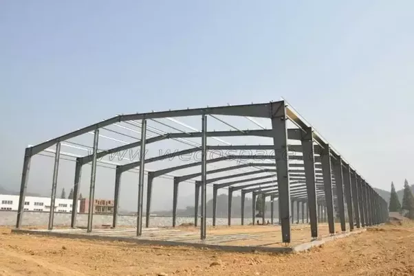 Steel Framed Factories : What are the uses of trusses quora