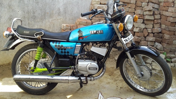 Why was Yamaha RX 100 so popular? - Quora