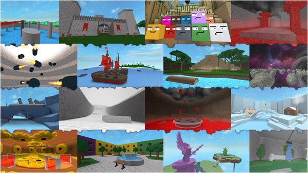 What Are The Codes For Roblox S Epic Minigames Quora