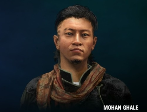 Is Pagan Min The Father Of Ajay Ghale Quora
