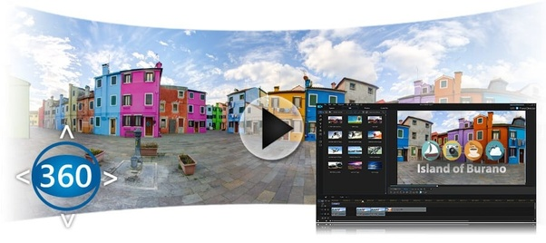 202c8abb567 Here are the reasons why PowerDirector is the best for 360 video editing