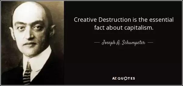 SCHUMPETER CREATIVE DESTRUCTION EBOOK