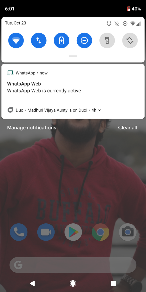How To Know If My Whatsapp Web Is Connected Quora