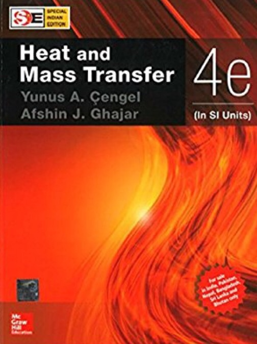 What Is The Best Book On Heat And Mass Transfer Quora