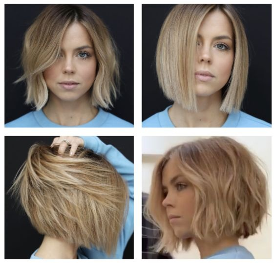 Low Maintenance Layered Long Straight Hairstyles 60