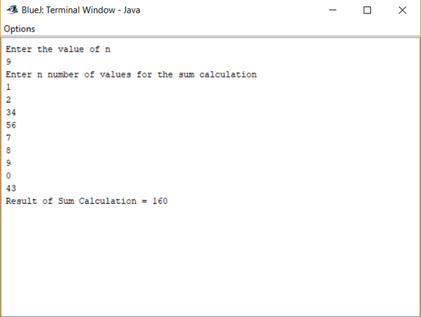 How to write a Java program to input 10 numbers and print