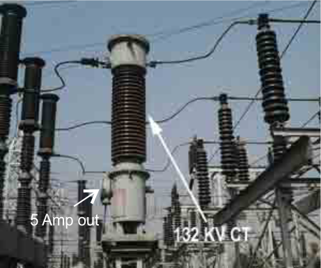 How Does A Current Transformer Measure The Actual Primary