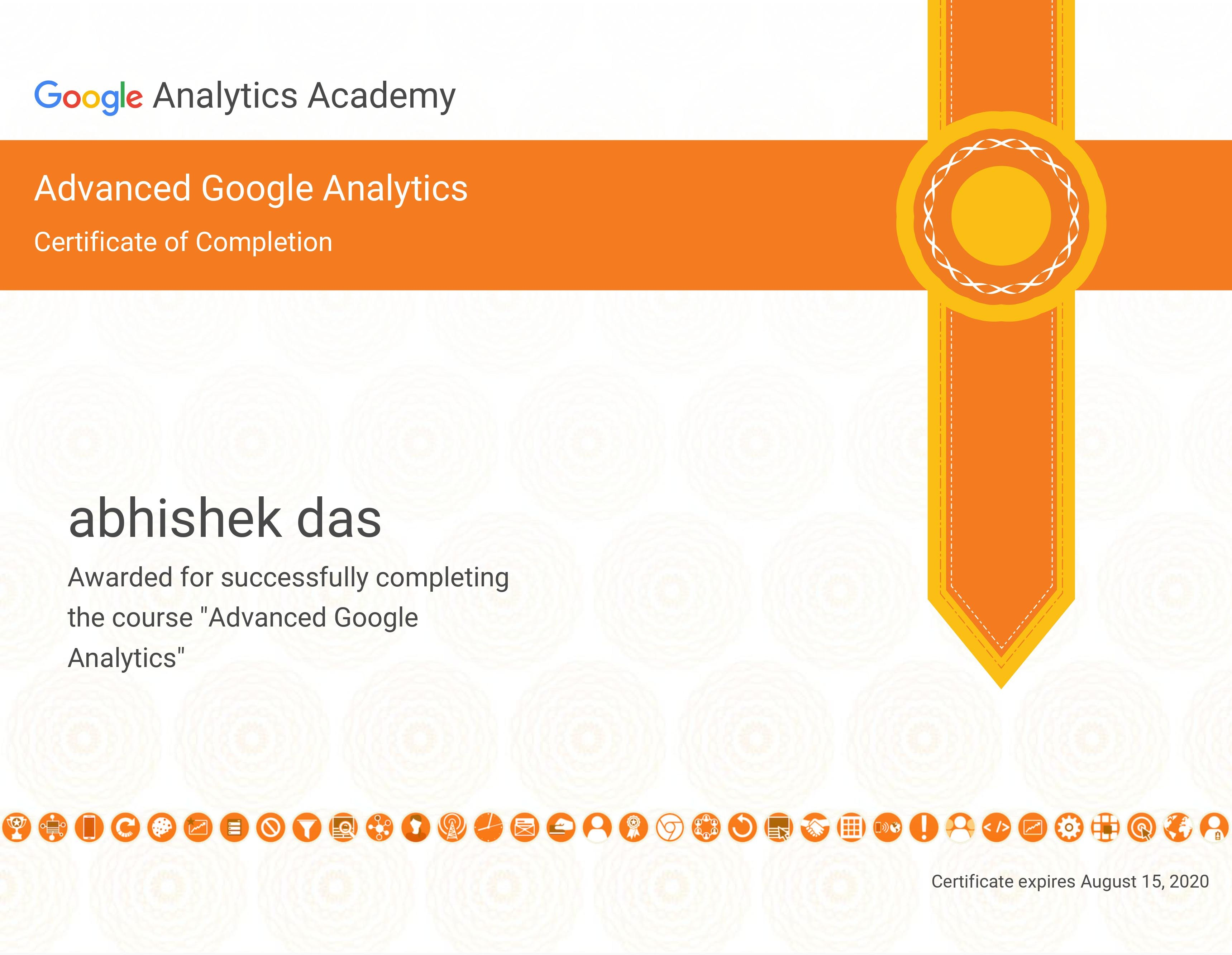 How Will I Earn The Google Analytics Certification Quora