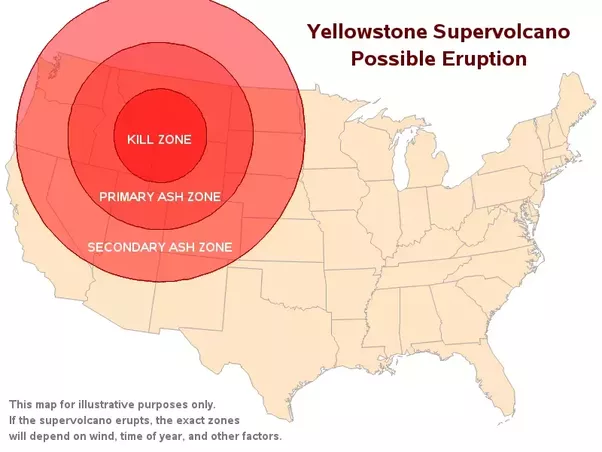 Why isnt anyone focusing on the yellowstone mountain and how it can every 100000 years at least 1 of the 20 super volcanos in existence erupt this means that if a super volcano were to have erupted 100000 years ago ccuart Gallery