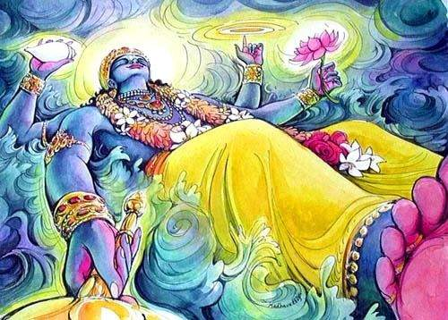 What are the greatest hymns of lord Vishnu? - Quora
