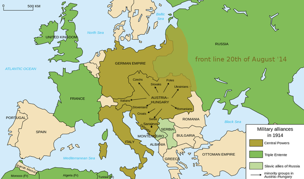 What would have happened if germany had won wwi quora in the first 3 weeks germany has great succeses but bismarck doesnt want to make the same mistake as napoleon did 100 years ago to underestimate the gumiabroncs Gallery