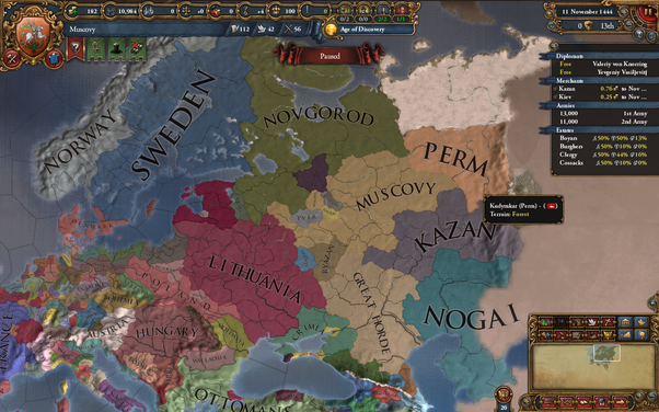 How to tell apart a good province and a bad province in Eu4 - Quora