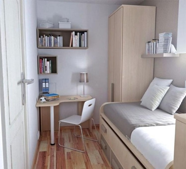 Can You Give Me Some Simple Decorating Ideas For One Bedroom Rental Apartment Quora