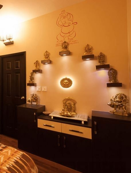 How to set up a puja Mandir at home - Quora Mandir For Home Design Front View on mandir for home outdoors, mandir for home in usa, small waterfall designs, mandir for home purchase deities usa, hindu temple for home designs, marble home designs, wooden carving door designs,