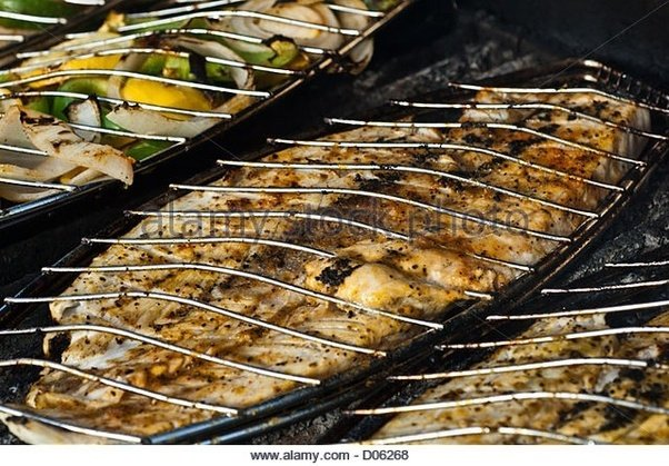 What is the best tasting fish when grilled over an open for Best fish to grill